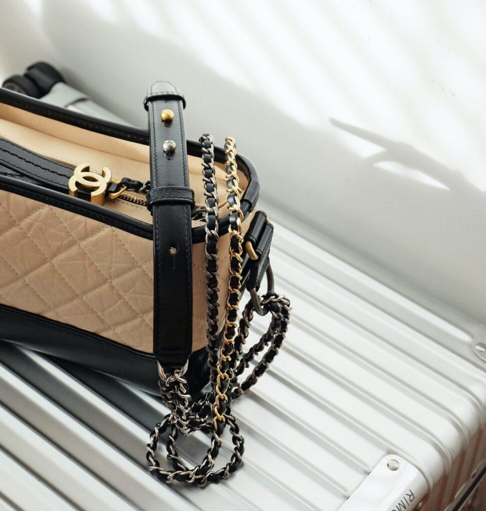 jaka torebka do beżowych butów?